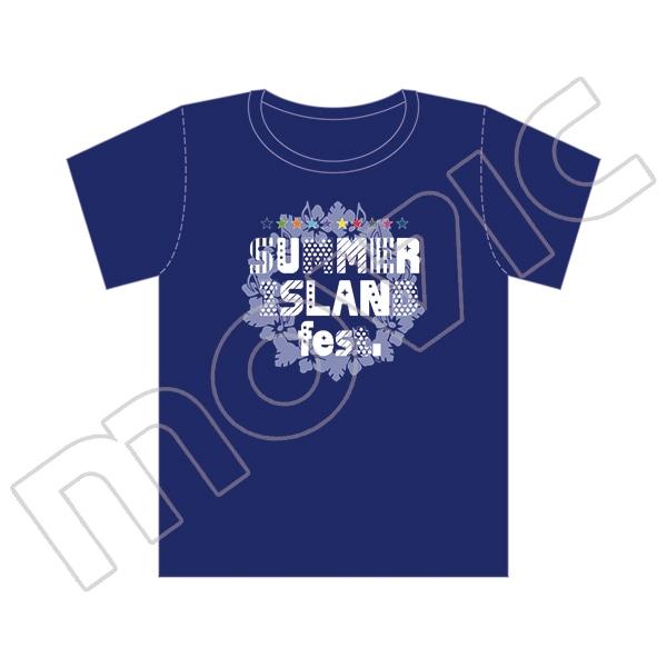 アイドリッシュセブン(原作版) 夏ノ島音楽祭Tシャツ 一織 ver.2