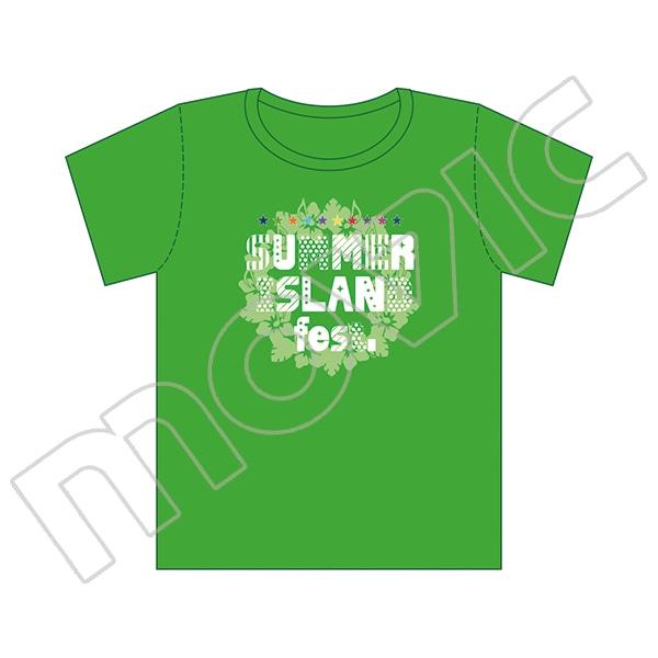 アイドリッシュセブン(原作版) 夏ノ島音楽祭Tシャツ 大和 ver.2