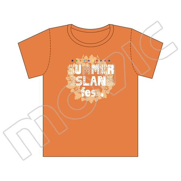 アイドリッシュセブン(原作版) 夏ノ島音楽祭Tシャツ 三月 ver.2