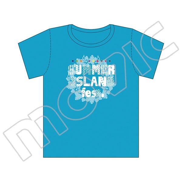 アイドリッシュセブン(原作版) 夏ノ島音楽祭Tシャツ 環 ver.2