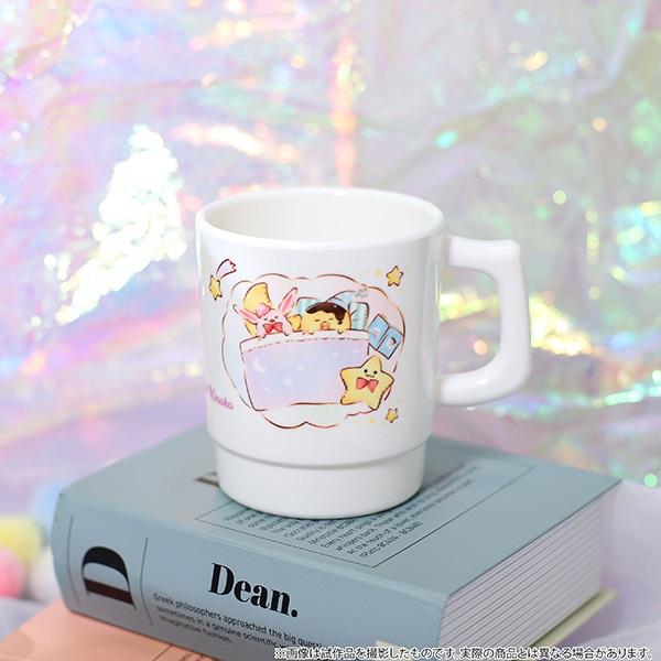アイドリッシュセブン(原作版) プラマグカップ おやすみシリーズ