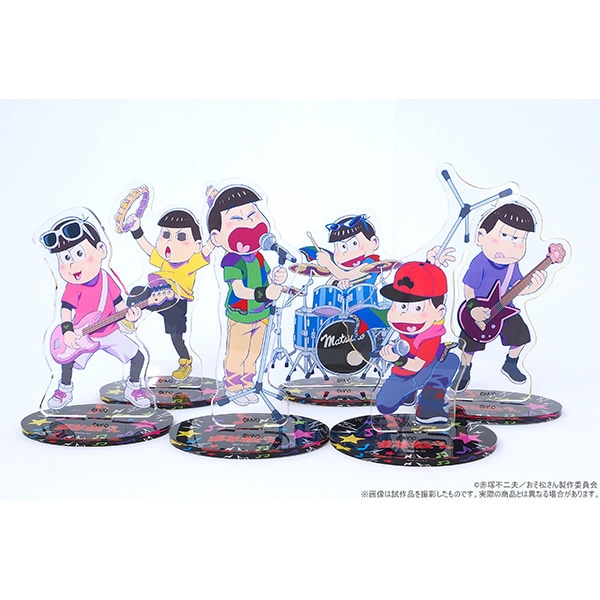 おそ松さん ビッグアクリルスタンドコレクション バンド