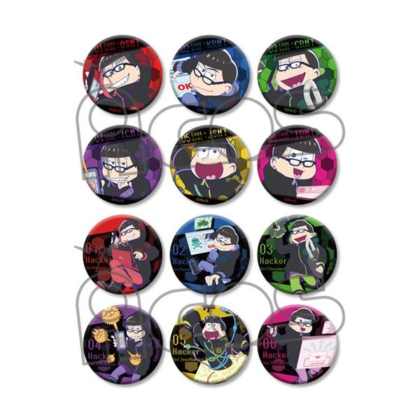 おそ松さん Hacker's Badge Collection
