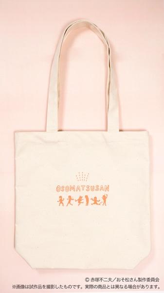 おそ松さん トートバッグ pastel