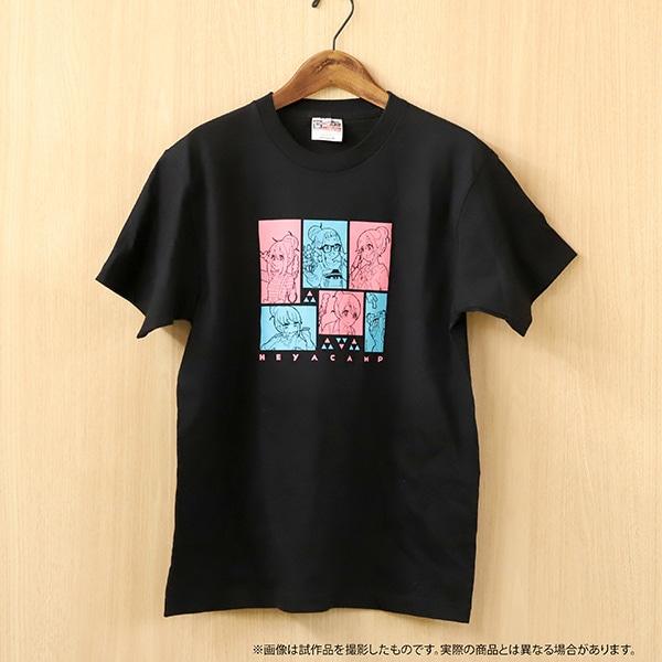 へやキャン△ Tシャツ Mサイズ 描き下ろし