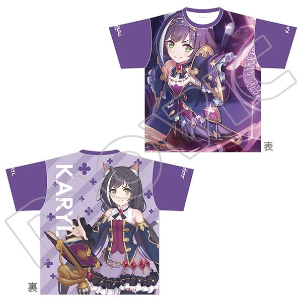 プリンセスコネクト!Re:Dive フルグラフィックTシャツ キャル