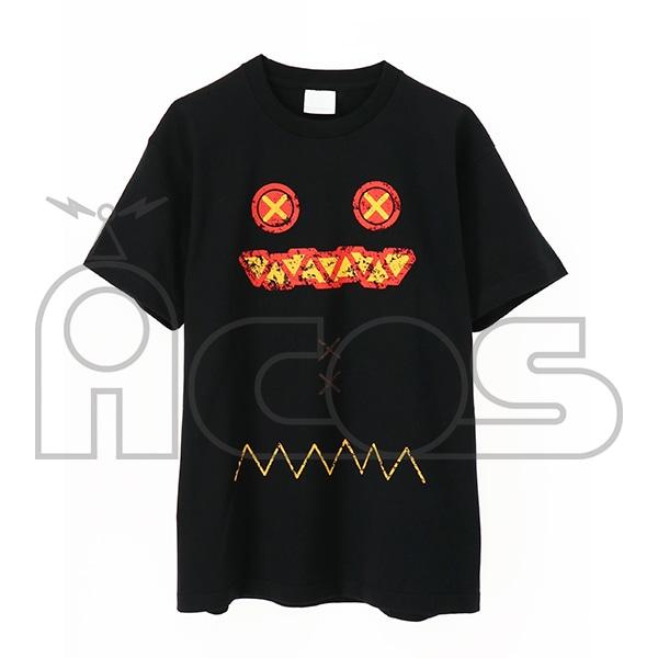 映画「この素晴らしい世界に祝福を!紅伝説」 衣装イメ—ジTシャツ めぐみん