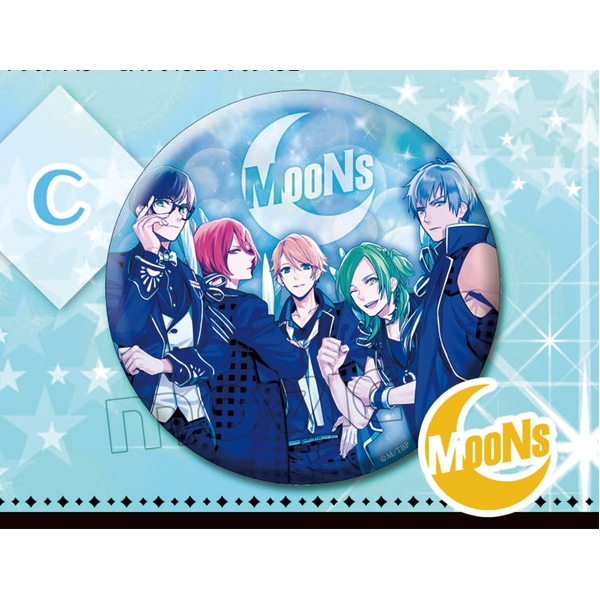 B-PROJECT 缶バッジ MooNs