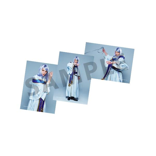 歌劇派ステージ ダメプリ ダメ王子VS完璧王子 ブロマイドセット クロム
