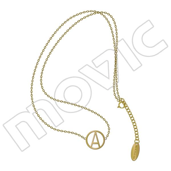 ジョジョの奇妙な冒険 黄金の風 5108ネックレス アバッキオ