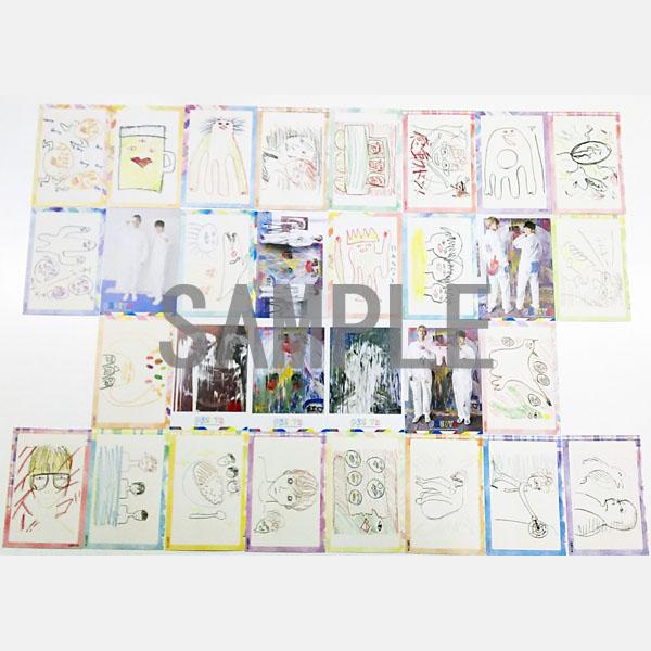 「俺癒展」トレーディングポストカードセット
