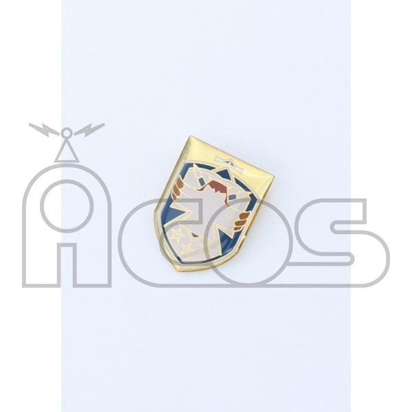 ニル・アドミラリの天秤 フクロウ探索部のブローチ