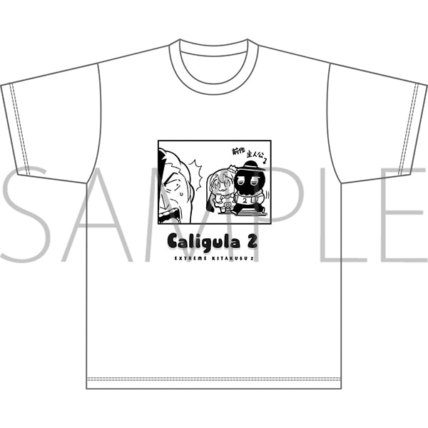 Caligula2-カリギュラ2- Tシャツ エクストリーム帰宅部2 A