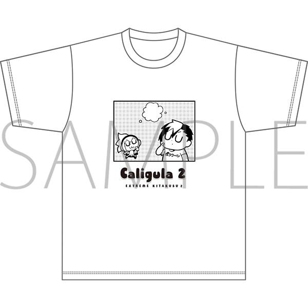Caligula2-カリギュラ2- Tシャツ エクストリーム帰宅部2 F