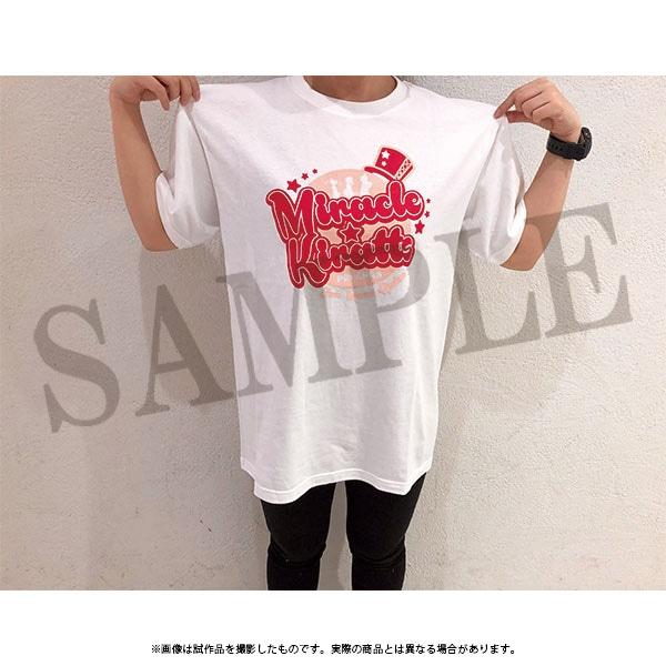 キラッとプリ☆チャン Tシャツ フリーサイズ ミラクル☆キラッツ