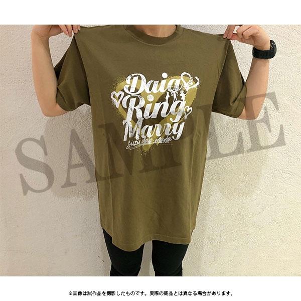 キラッとプリ☆チャン Tシャツ フリーサイズ だいあ&リングマリィ