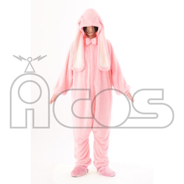 A3! うさぎのもこもこ着ぐるみパジャマ 咲也ver.