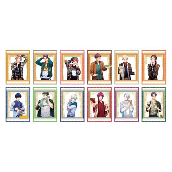 A3! AGF2018事後通販 トレーディングクリアファイル Autumn&Winter【受注生産】