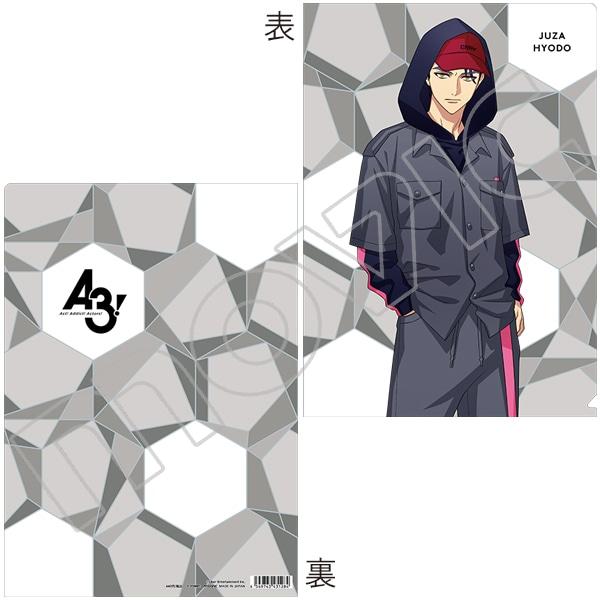 A3! クリアファイル 兵頭 十座(第六回公演)