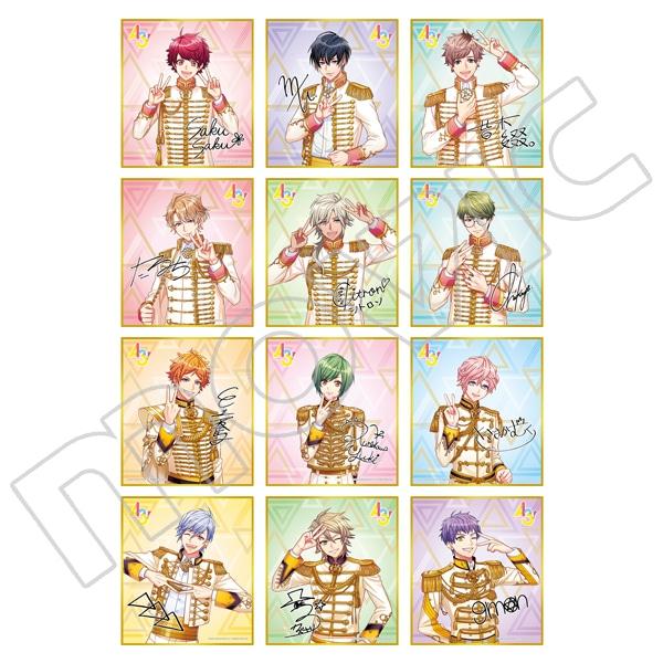 A3! ミニ色紙コレクション vol.9 春組&夏組