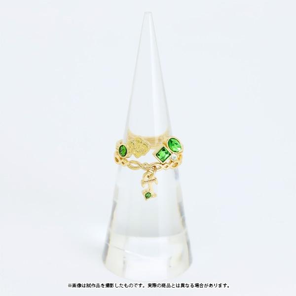 A3! 2連リング 丞【受注生産商品】