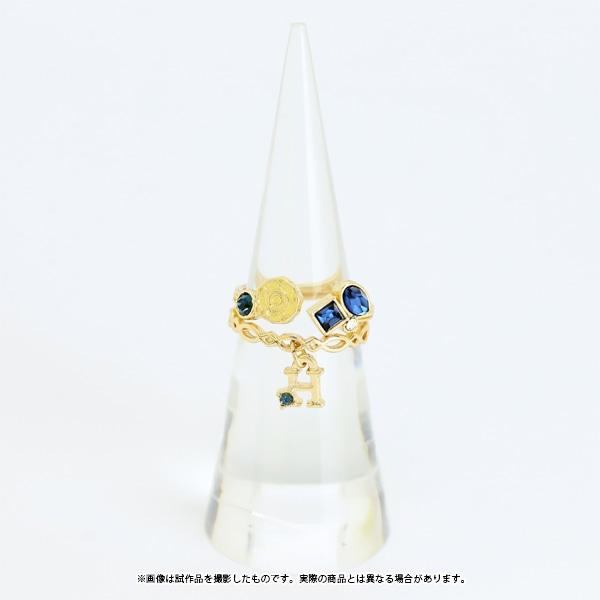 A3! 2連リング 密【受注生産商品】