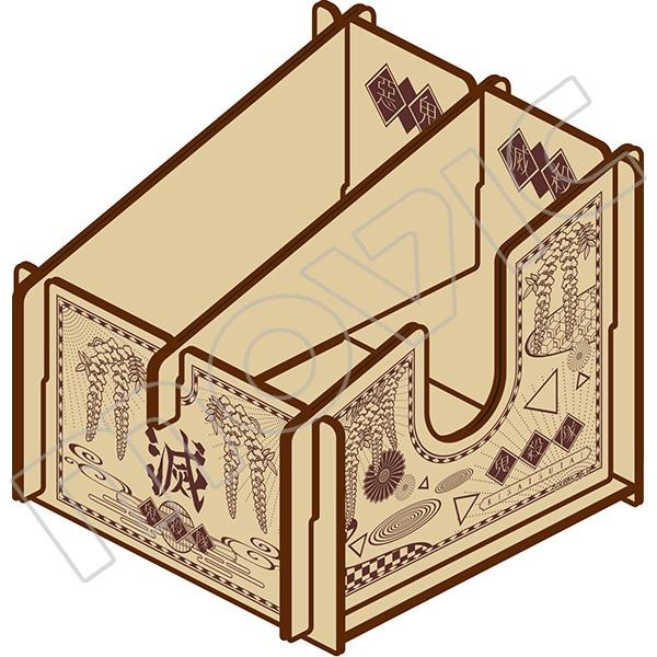鬼滅の刃 組み立てティッシュボックス