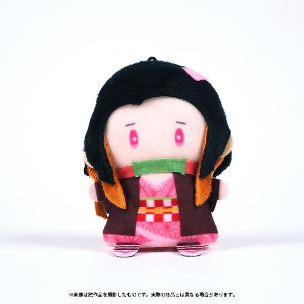 鬼滅の刃 フィンガーマスコット・パペラ 竈門禰豆子