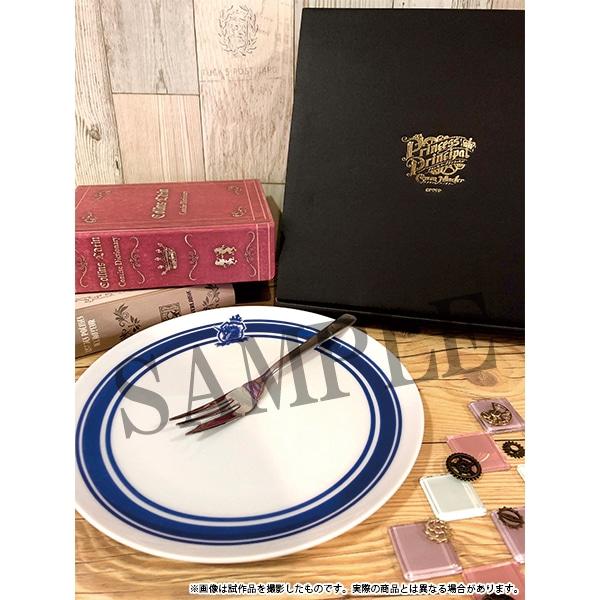 プリンセス・プリンシパル Crown Handler プレート&フォーク