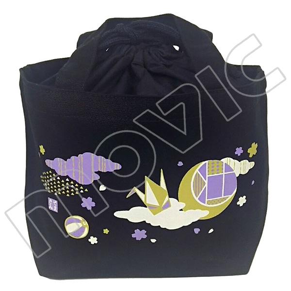 斉藤壮馬の和心を君に 巾着トートバッグ