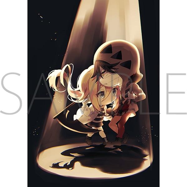 殺戮の天使 アクリルスタンド -6th Anniversary- side.negiyan【受注生産商品】