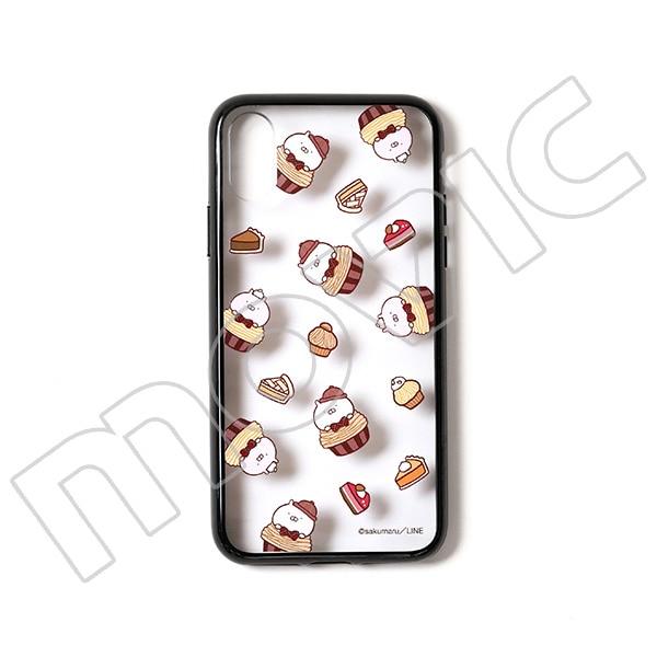 うさまる スマートフォンケース フレームタイプ iPhoneX Xs用