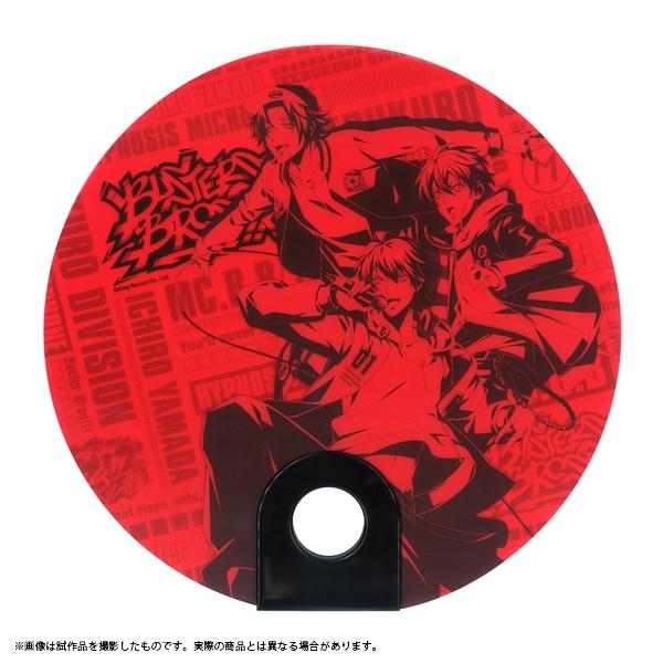 ヒプノシスマイク -Division Rap Battle- クリアうちわ Buster Bros!!!