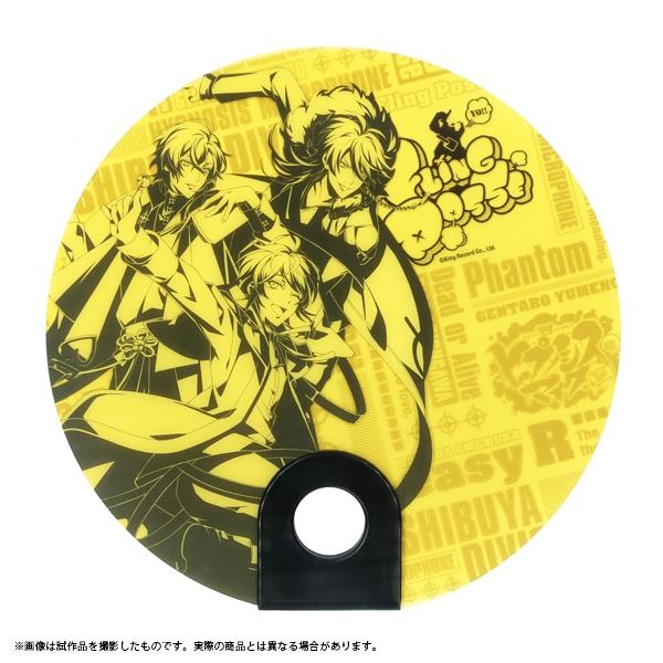 ヒプノシスマイク -Division Rap Battle- クリアうちわ Fling Posse
