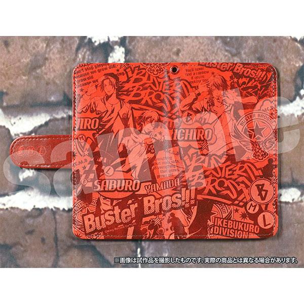 ヒプノシスマイク -Division Rap Battle- 手帳型スマートフォンケース Buster Bros!!!