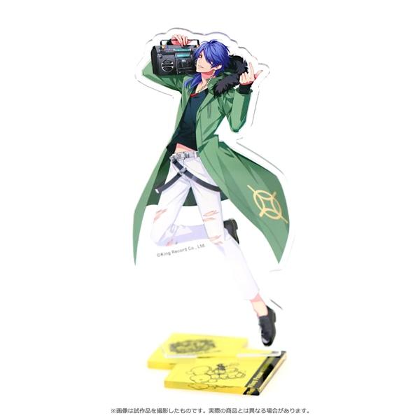 ヒプノシスマイク -Division Rap Battle- アクリルスタンド 有栖川帝統