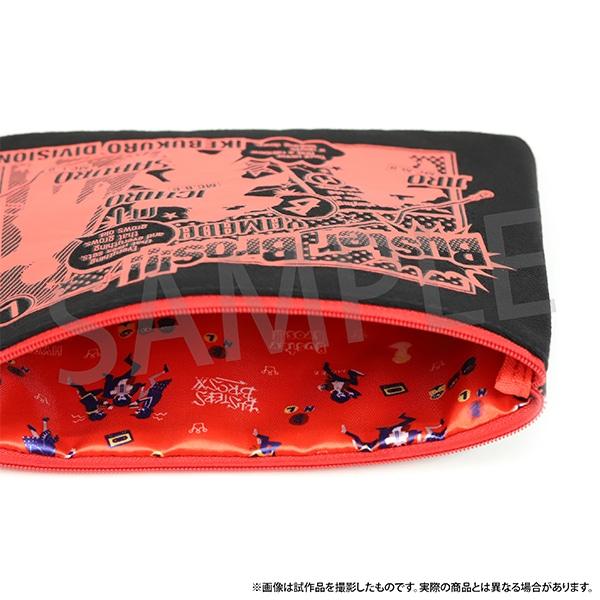 ヒプノシスマイク -Division Rap Battle- ポーチ Buster Bros!!! ゆるパレット