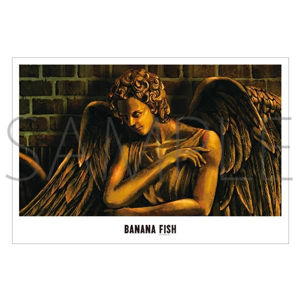 「BANANA FISH」放送記念原画展覧会 美術ポストカード18