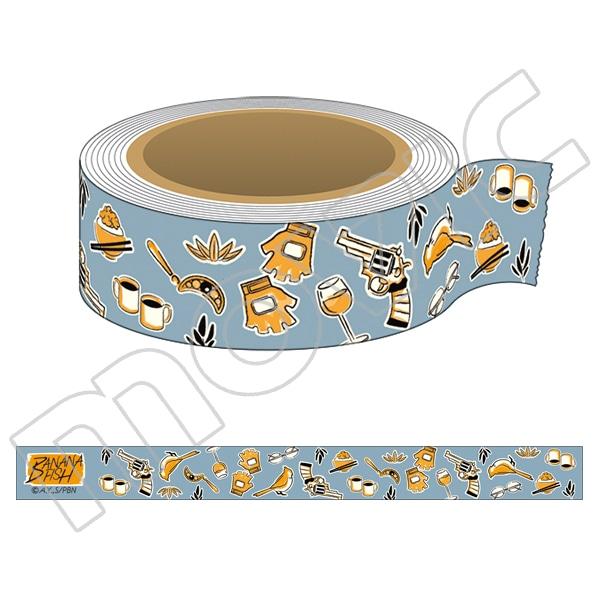 BANANA FISH マスキングテープ モチーフデザイン