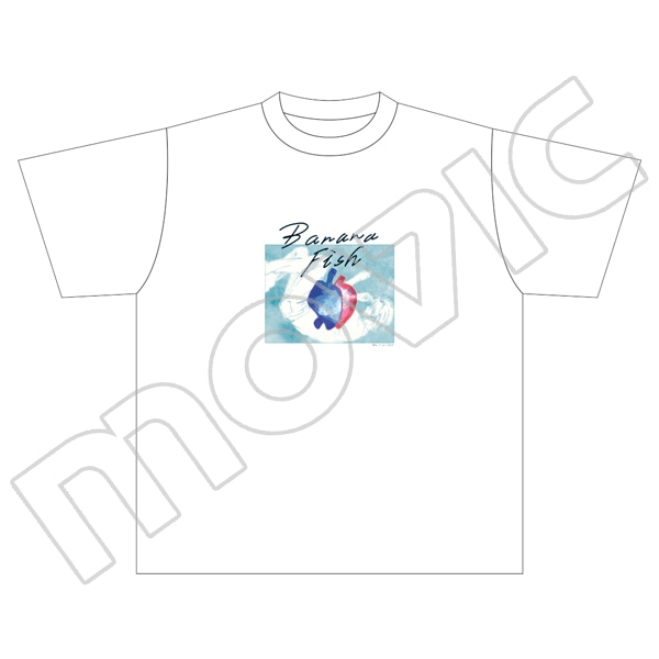 BANANA FISH Tシャツ 1期エンディング