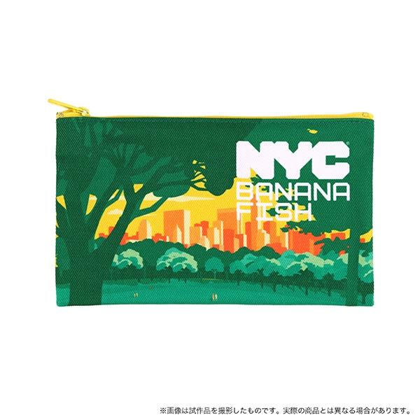 BANANA FISH ペンポーチ NYC CENTRAL PARK