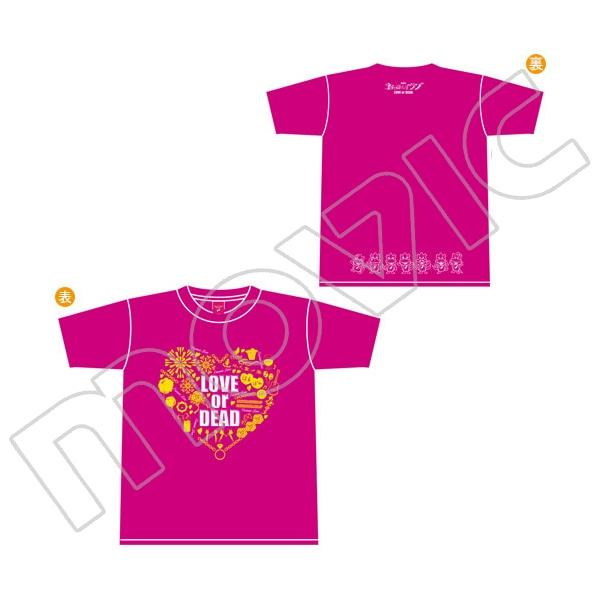 映画『劇場版おっさんずラブ 〜LOVE or DEAD〜』 Tシャツ ピンク M