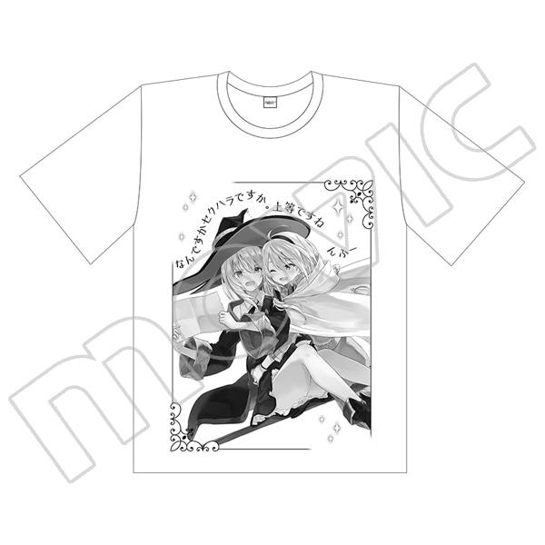 魔女の旅々 オーバーサイズTシャツ イレイナ&アムネシア