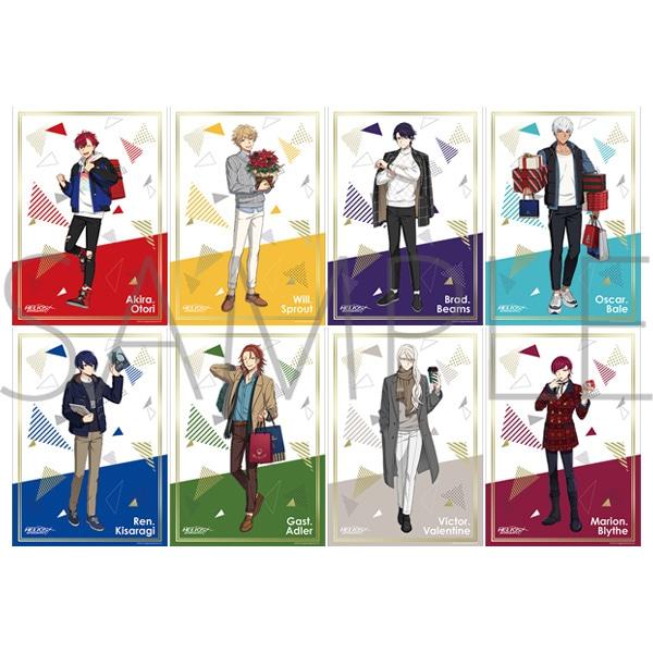 【再販分】エリオスライジングヒーローズ ポートレートコレクション 描き下ろしver.A