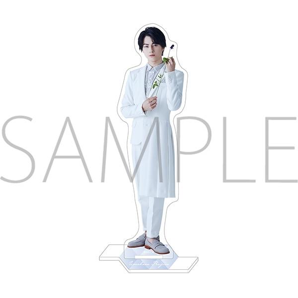 【受注生産】REAL⇔FAKE 2nd Stage アクリルスタンド 梅原 黎士郎