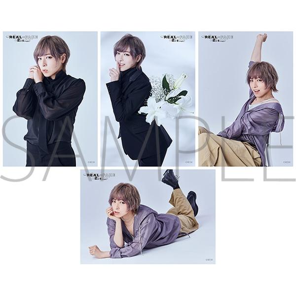 【受注生産】REAL⇔FAKE 2nd Stage ブロマイドセット 朱音