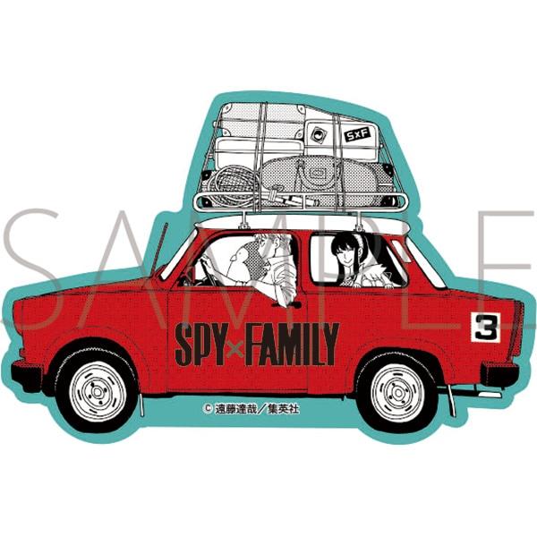 SPY×FAMILY ダイカットステッカー E