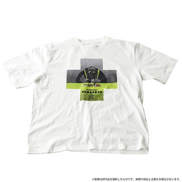 ドロヘドロ(原作版) TシャツC カイマン【受注生産商品】