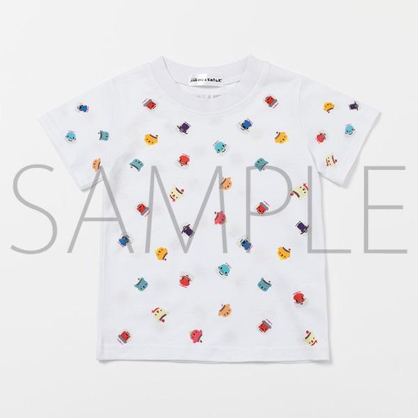ジャムム ジャムム&とれたんず Tシャツ(サイズ90)