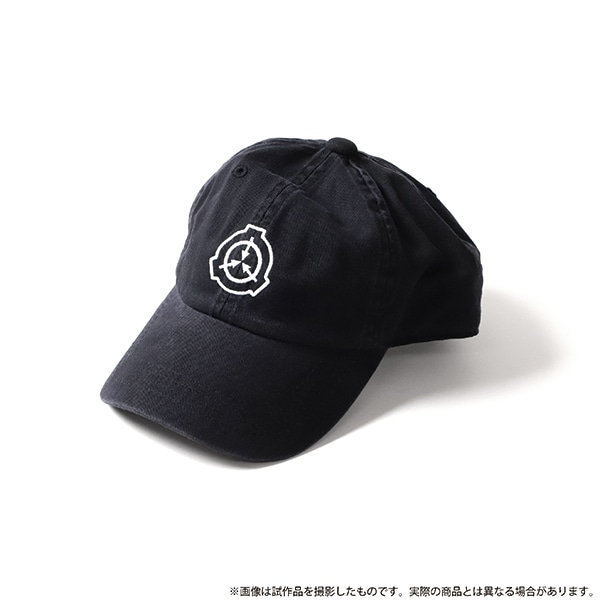 SCP財団 キャップ【再販分】